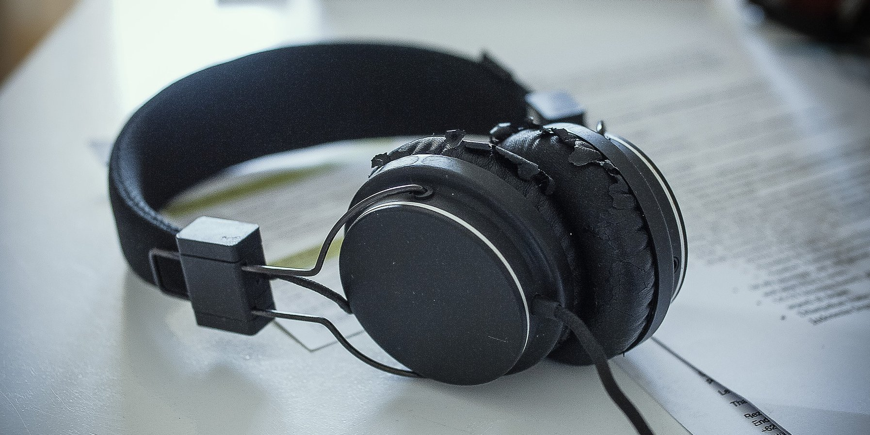 Listening to music can increase a person's staying power.