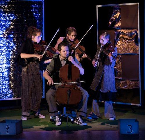 Quartett! Ein Kartenspiel mit Beethoven