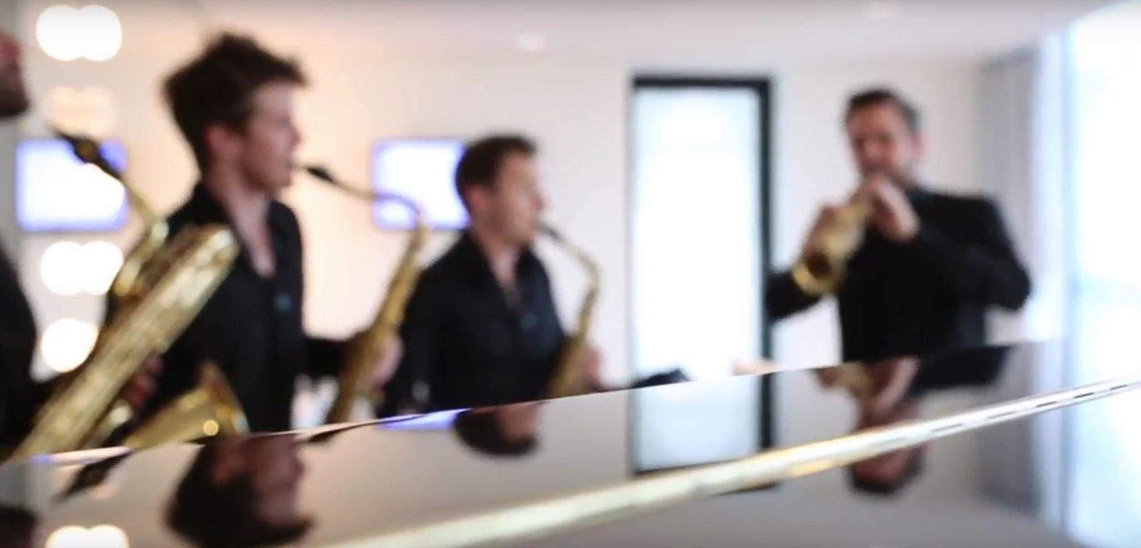 Blind Date / Signum Saxophon Quartett