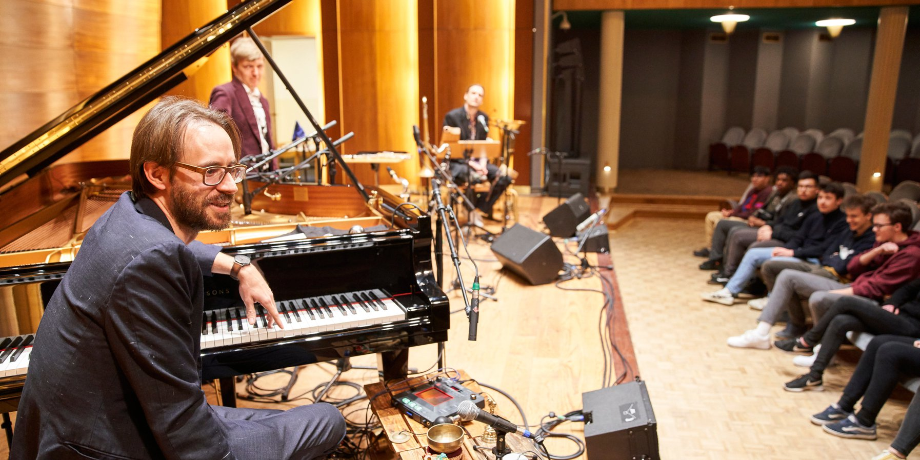 »ZukunftsMusik« mit David Helbock