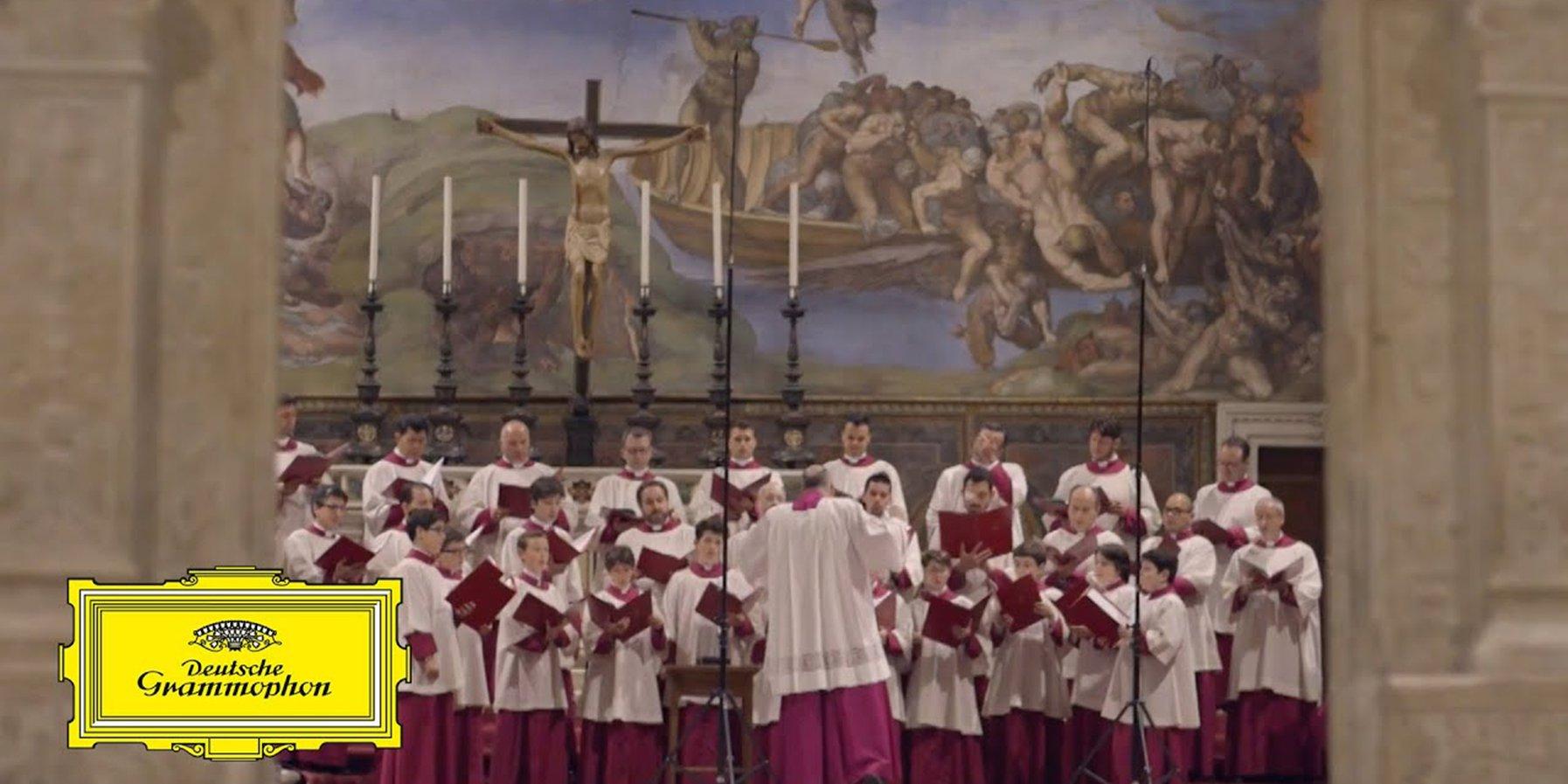 Sistine Chapel Choir / Palestrina: Missa Papae Marcelli