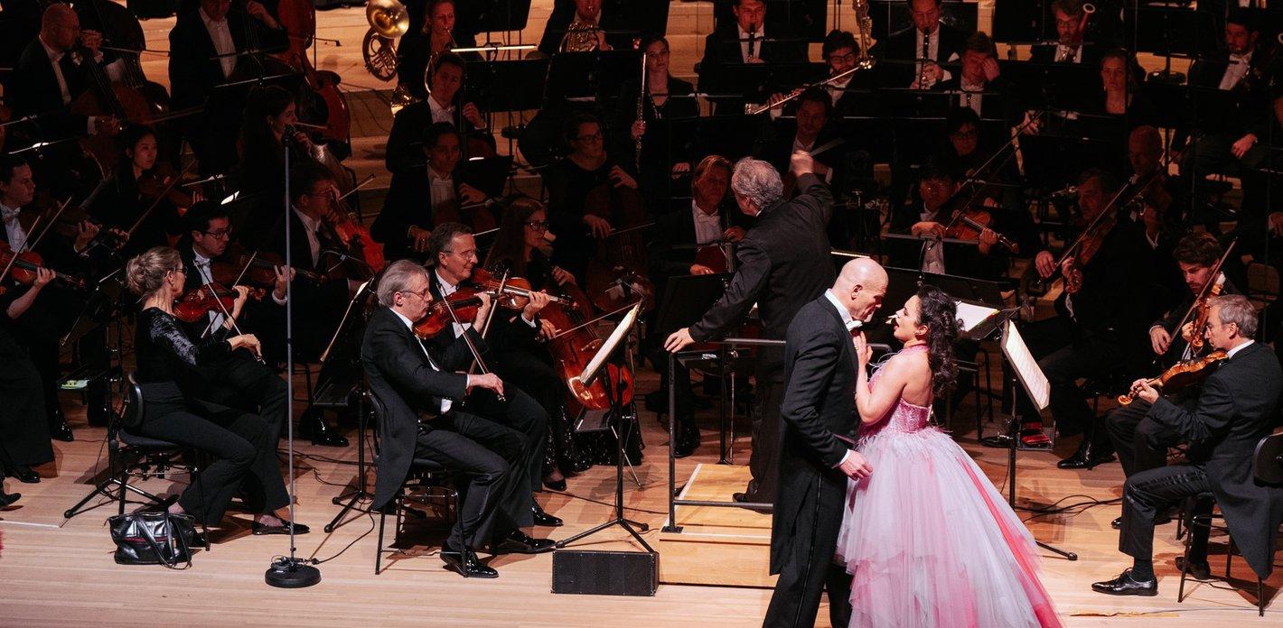 »Die Fledermaus« in der Elbphilharmonie