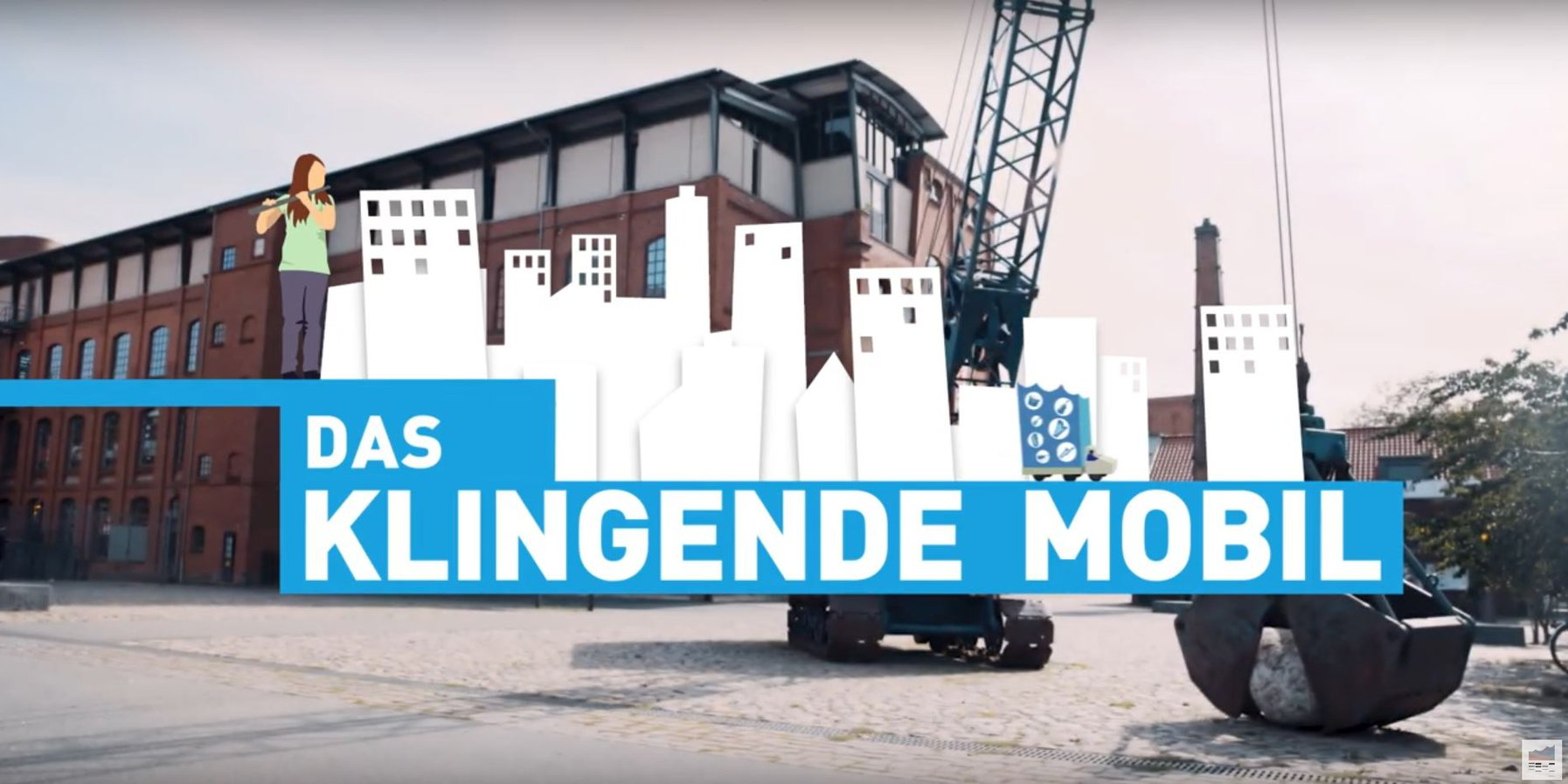 Das Klingende Mobil in den Stadtteilen