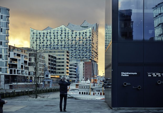Elbphilharmonie Pavillon