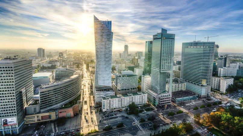 Warsaw Skyscraper