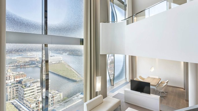 The Westin Hamburg / Suite