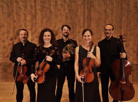 Mitglieder des Philharmonischen Staatsorchesters Hamburg