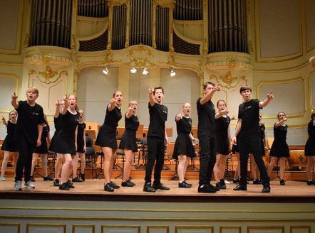 Junge Musikakademie Hamburg