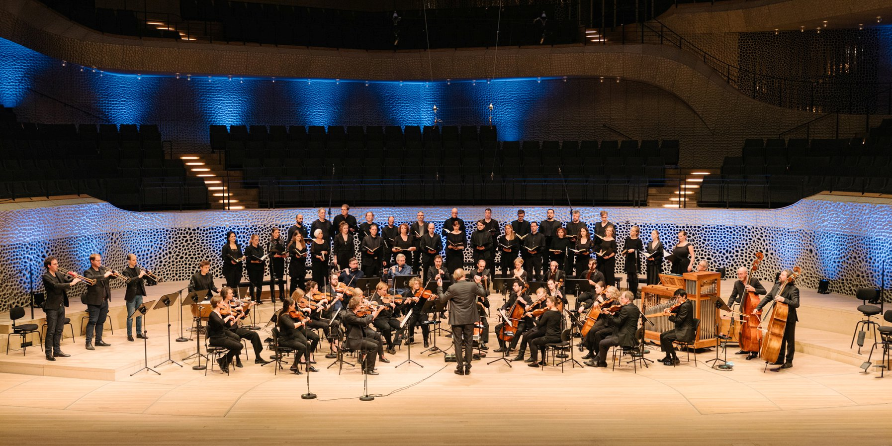 Balthasar-Neumann-Ensemble und -Chor / Thomas Hengelbrock