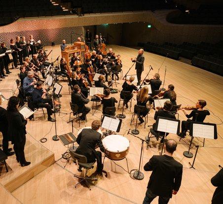 Thomas Hengelbrock & Balthasar-Neumann-Chor und -Ensemble
