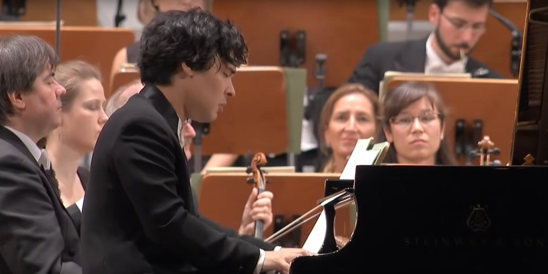 Klavierkonzert d-Moll KV 466 / Kadenz (Christopher Park)