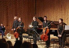Matthias Pintscher / Emil Holmström / Erik Ásgeirsson / Saar Berger / Raphaël Ginzburg / Anna D'Errico