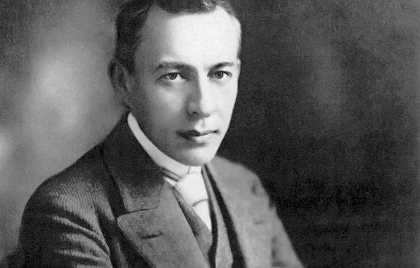 Sergej Rachmaninow (1901)