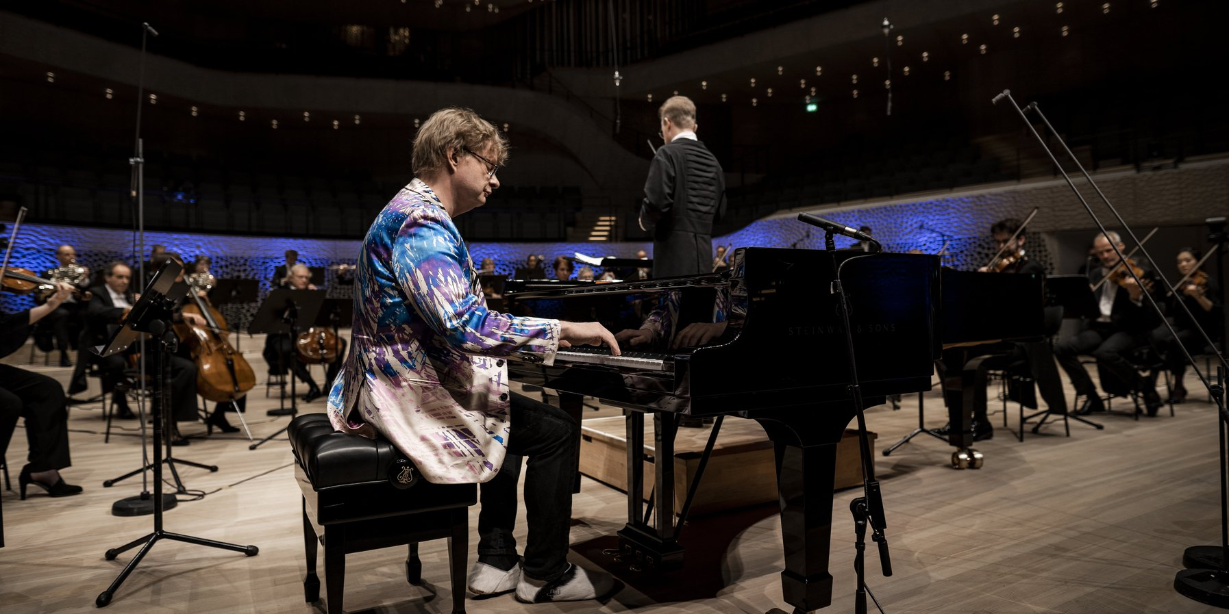 Iiro Rantala / Jaakko Kuusisto / The Deutsche Kammerphilharmonie Bremen