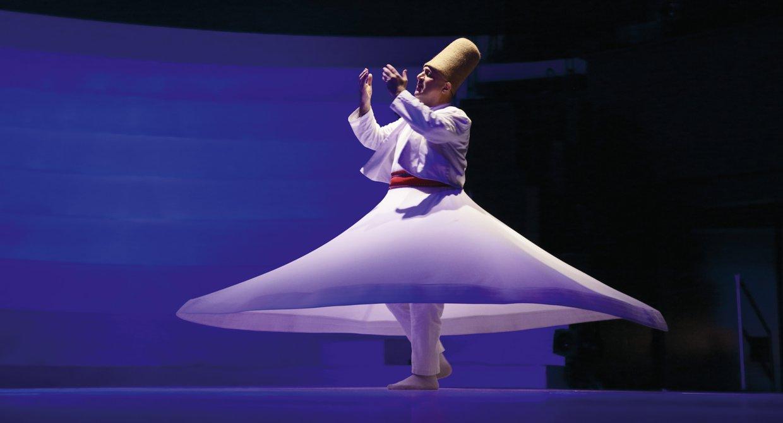 Noureddine Khourid & die tanzenden Derwische aus Damaskus