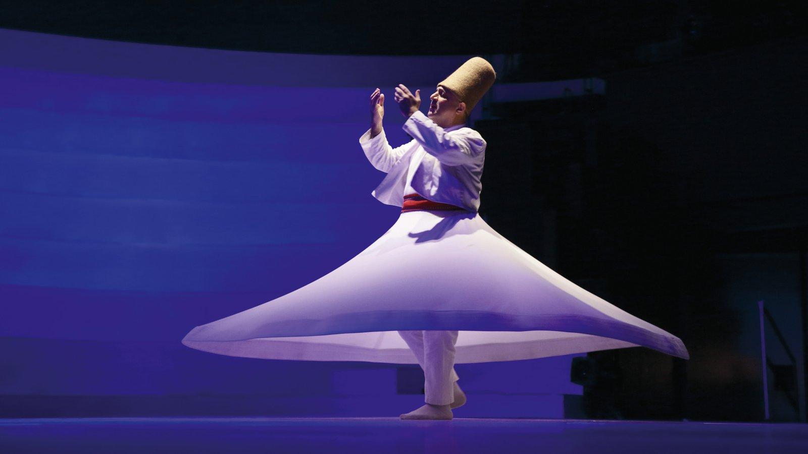 Noureddine Khourchid & The Dancing Dervishes of Damascus