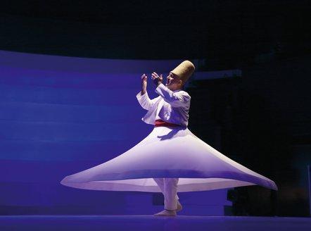 Noureddine Khourchid & The Dancing Dervishes of Damascus