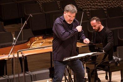 Alan Gilbert / Igor Levit / NDR Elbphilharmonie Orchester