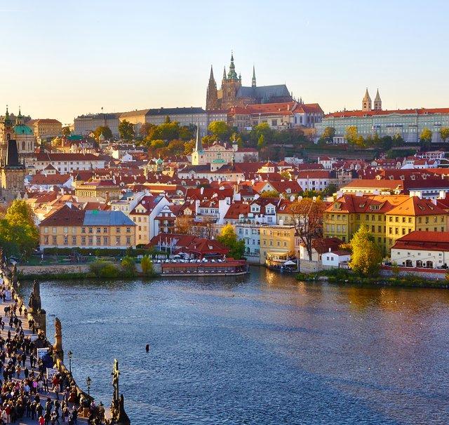 Prag / Karlsbrücke