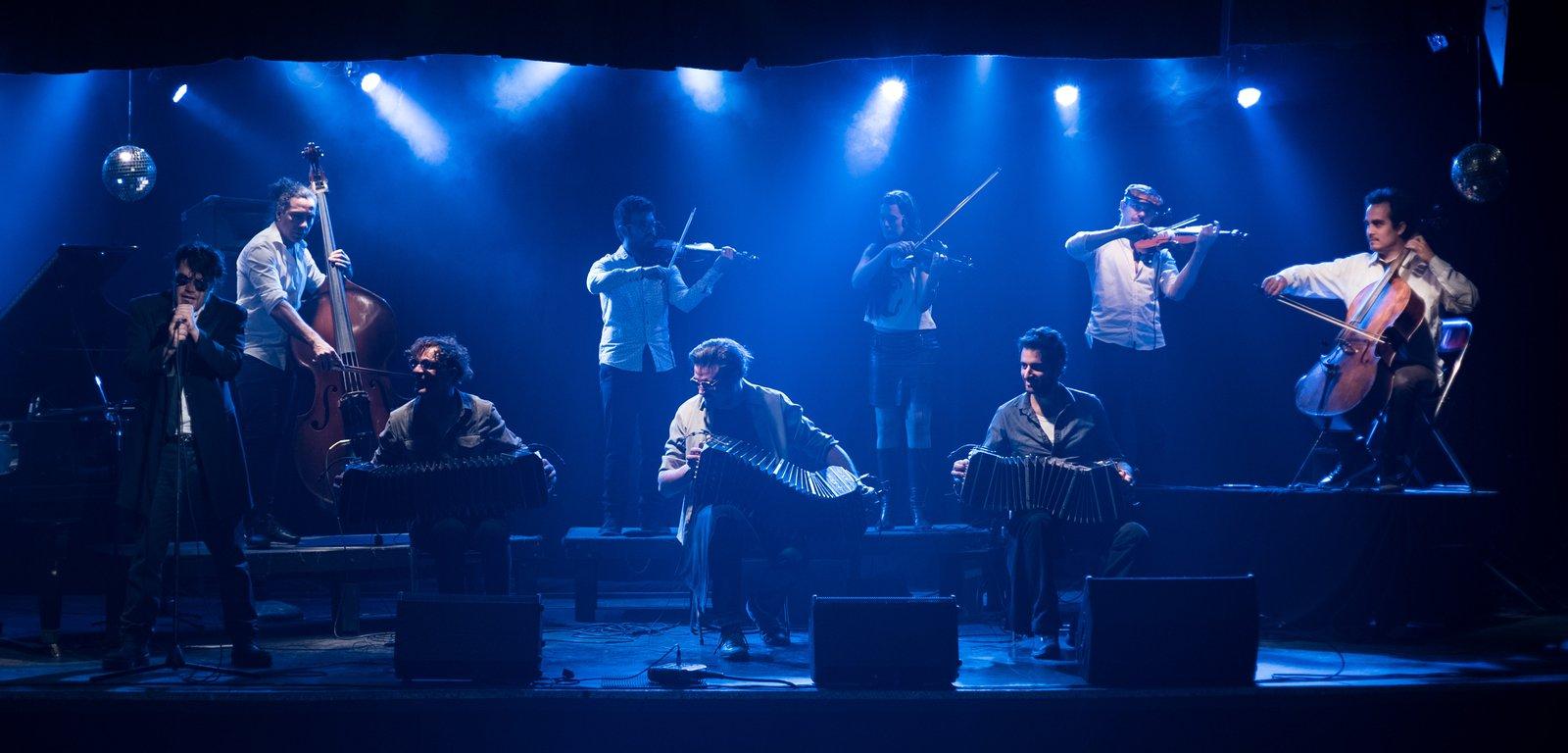 Orquesta Típica El Afronte