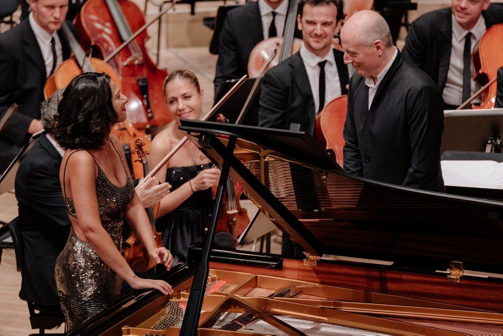 Estonian Festival Orchestra / Buniatishvili / Järvi