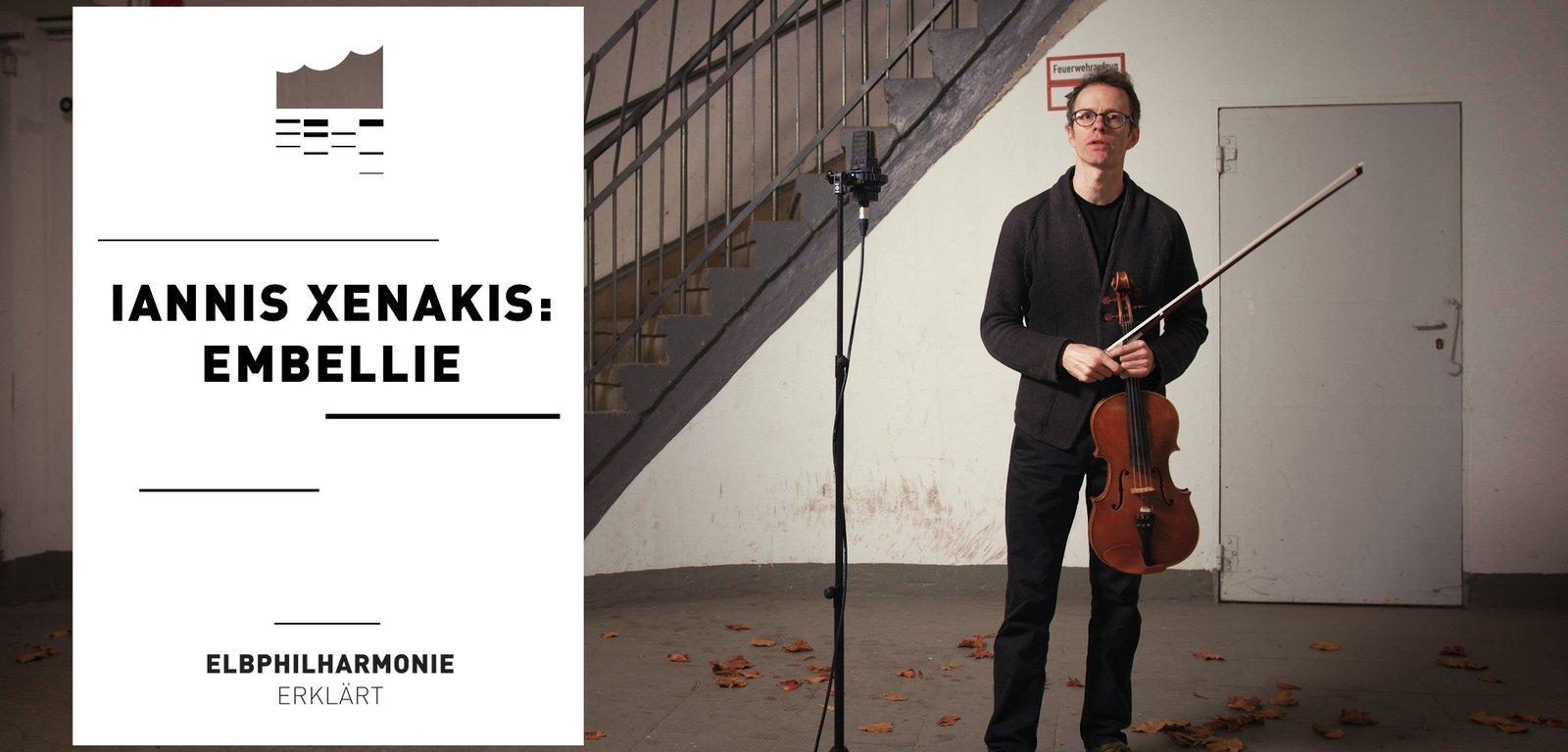 Elbphilharmonie Erklärt / Iannis Xenakis