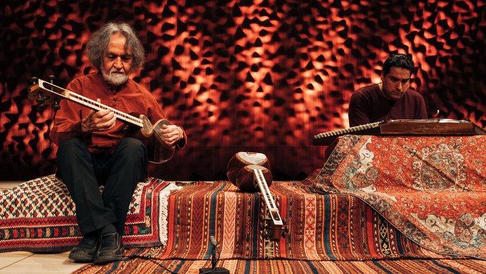 Majid Derakhshani & Saeid Zamani