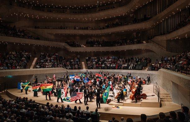Orchestraof the Americas / Montero