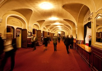 Laeiszhalle Cloakroom Foyer