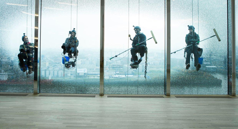 Elbphilharmonie Window Waltz