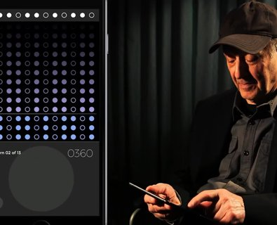 Steve Reich's »Clapping Music« App / Screenshot