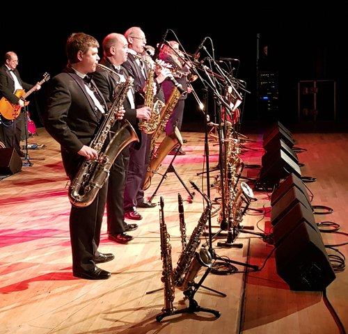 The Big Chris Barber Band