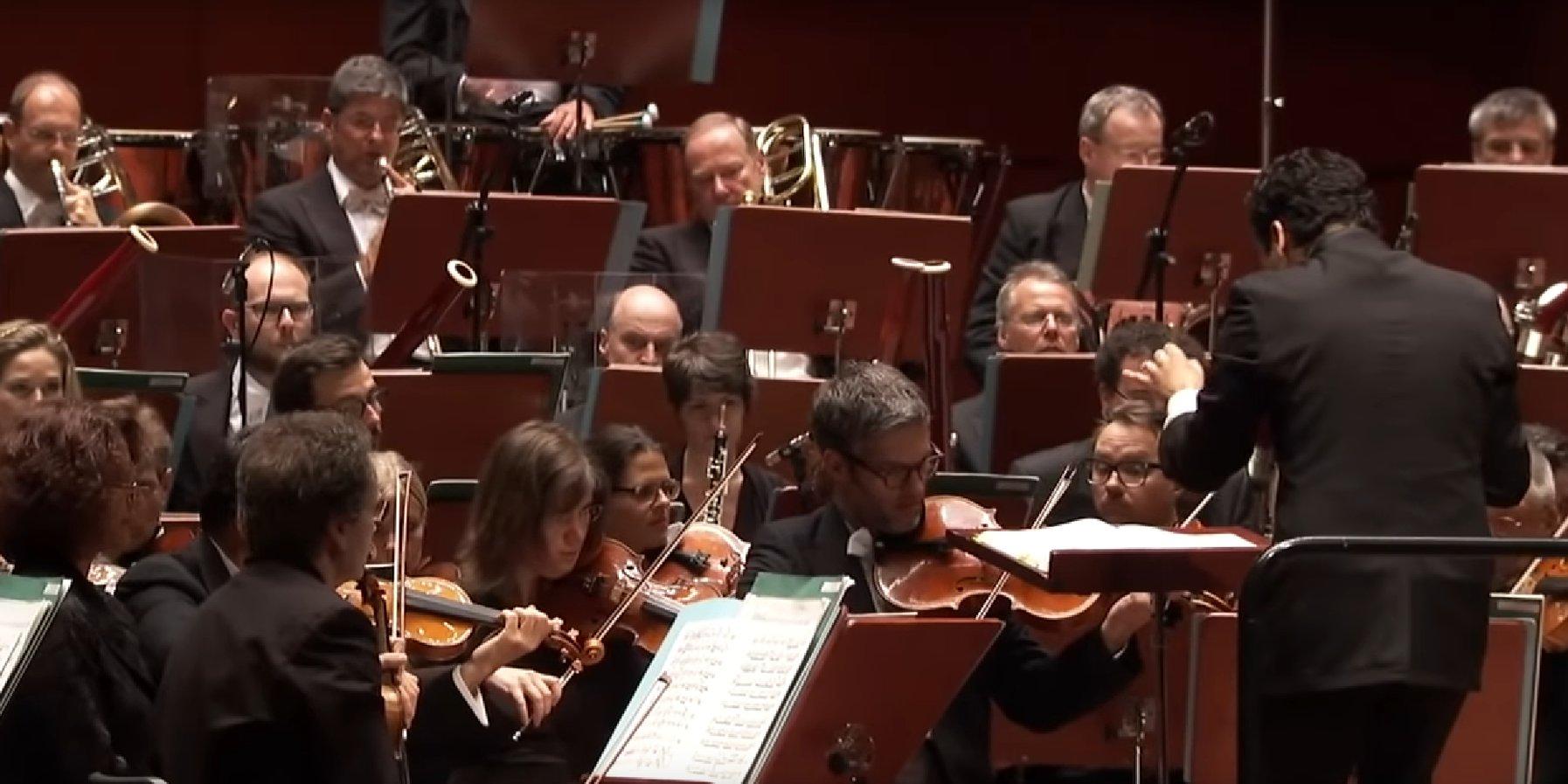 hr-Sinfonieorchester: Stravinsky's »Le sacre du printemps«