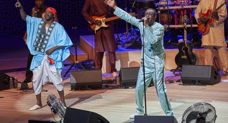 Youssou NDour & Le Super Etoile de Dakar