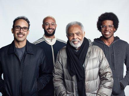 Gilberto, Bem, José and João Gil
