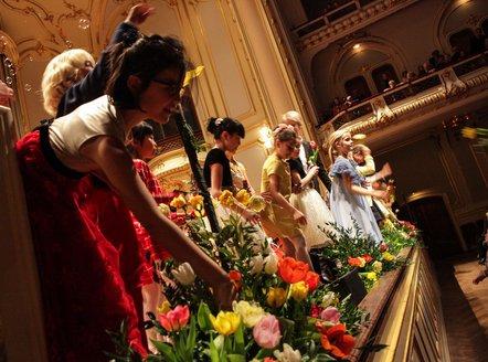 Konzert der Kinder