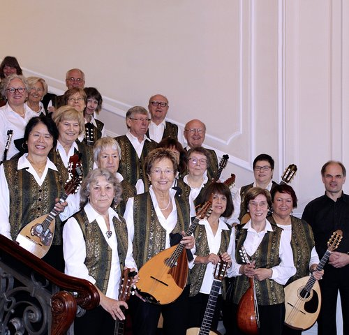 Hamburger Mandolinen-Orchester