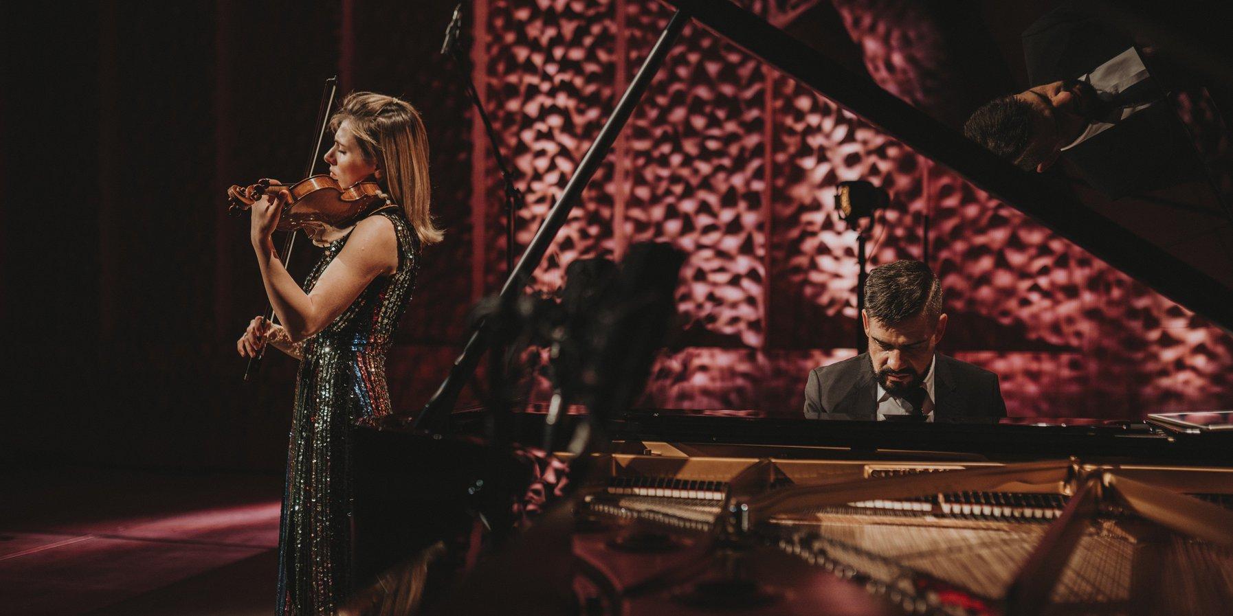 Diana Tishchenko and José Gallardo