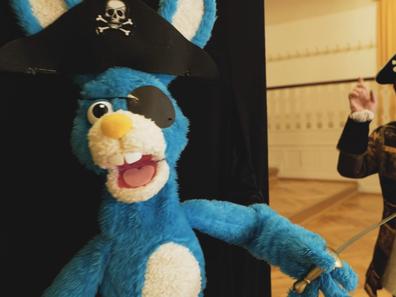 Die Piraten Hasi und Juri