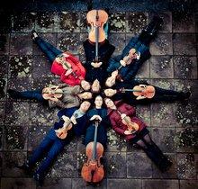 Streichoktett der Deutschen Stiftung Musikleben