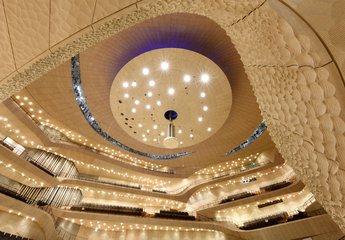 Elbphilharmonie Hamburg / Grand Hall