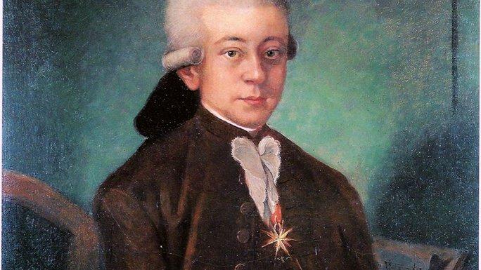Wolfgang Amadeus Mozart, 1777