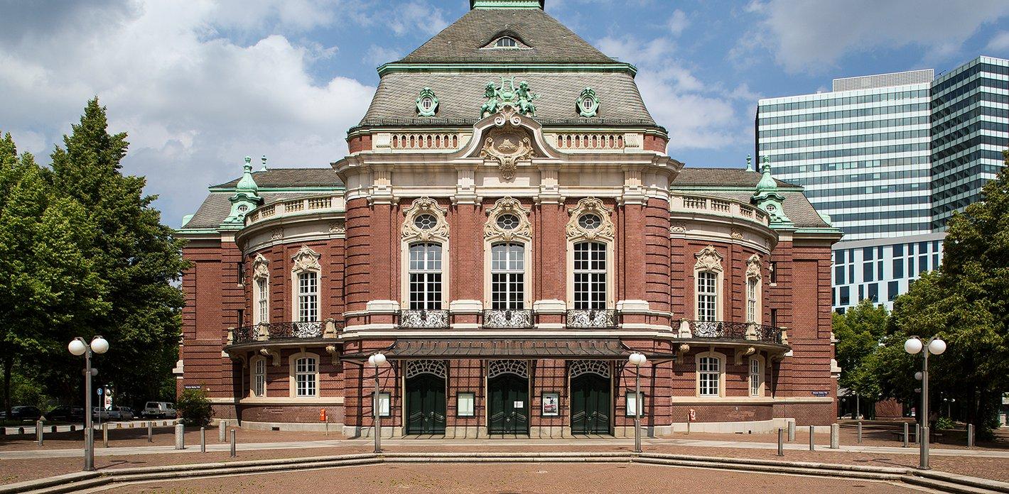 Laeiszhalle Hamburg