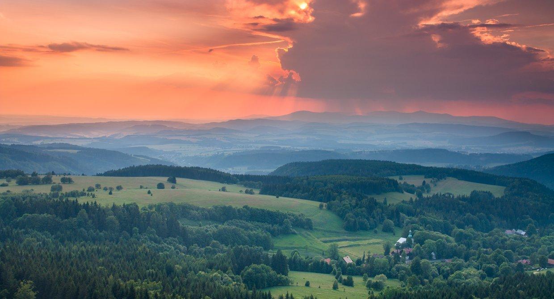 Szczeliniec, Kudowa-Zdrój, Poland
