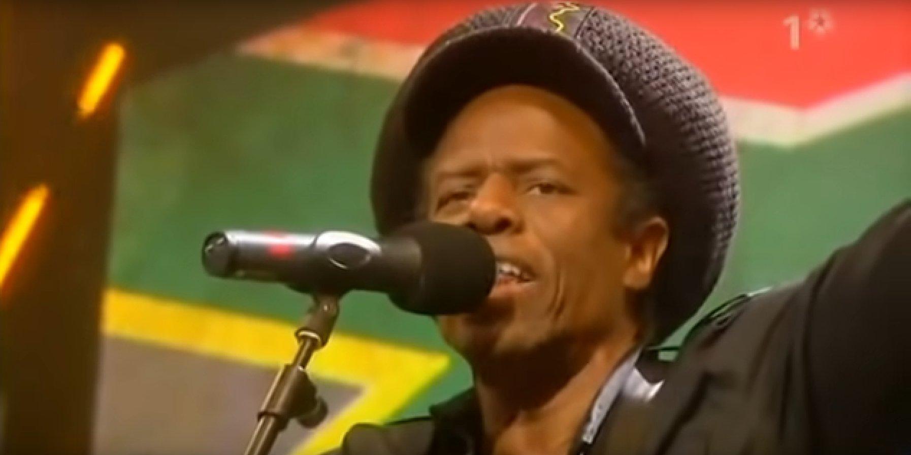 Eddy Grant: »Gimme Hope Jo'Anna« (Live at Nelson Mandela Concert)