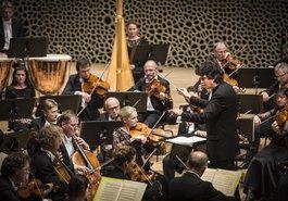 Dresdner Philharmonie / Daniel Müller-Schott / Michael Sanderling