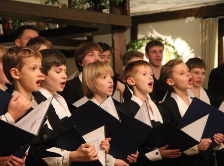 St. Petersburger Knabenchor