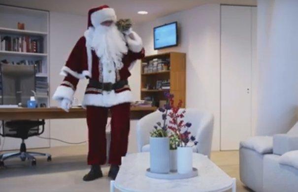 3. Advent: Weihnachtsmann