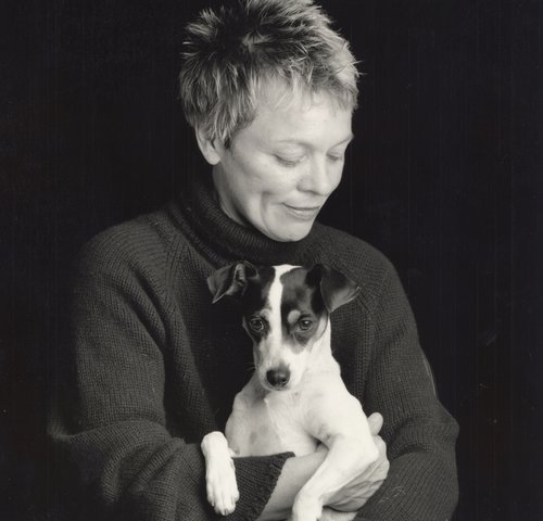 Laurie Anderson & Lola aus »Heart of a Dog«