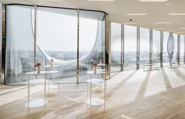 Elbphilharmonie Foyer
